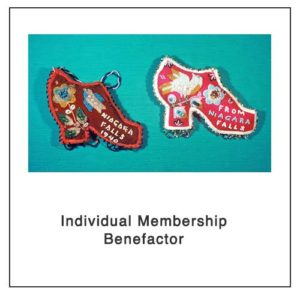 Benefactor membership - the Society of Bead Researchers