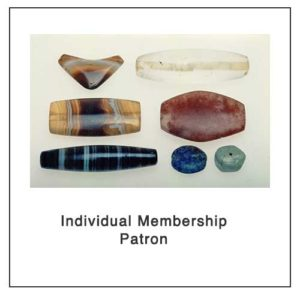 patron membership - the Society of Bead Researchers