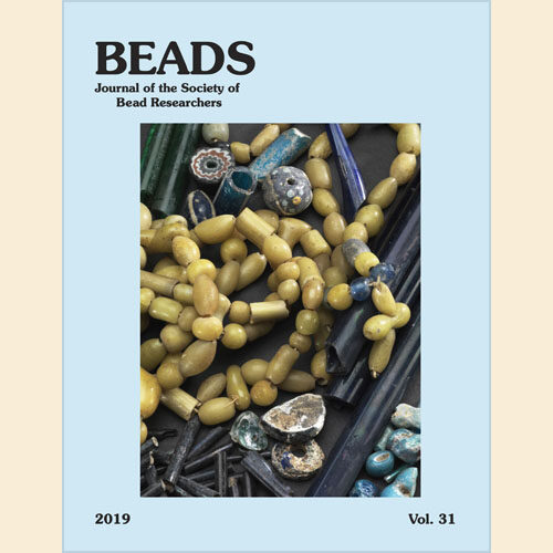 The cover for Beads Volume 31